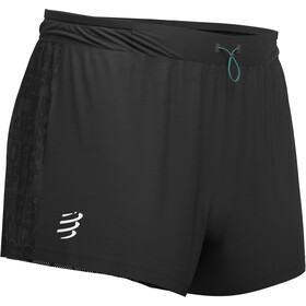 Compressport Racing Split Shorts black